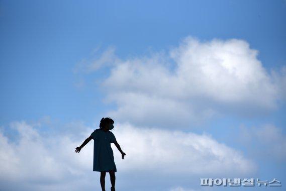 천고마비 추석 하늘로 날아오르고파