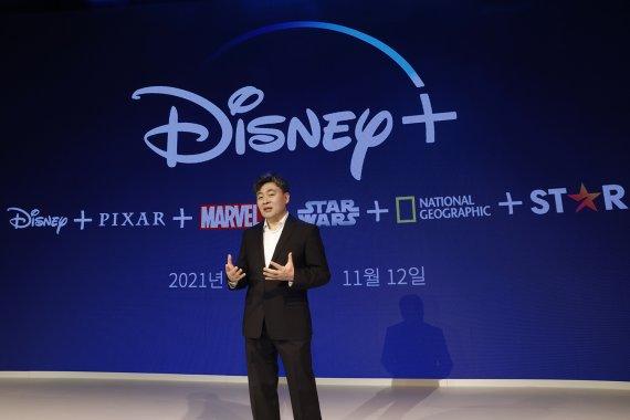 디즈니+ '9900원' 좋지만…망사용료·수익배분·투자액은 '함구'(종합)