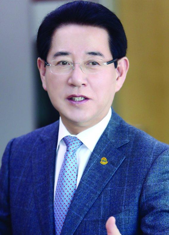 김영록 전남도지사, 남해안남부권 신해양·환경수도 건의