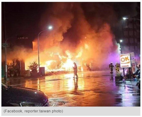 대만 화재 사망자, 46명으로 계속 증가…최소 41명 부상(종합2보)