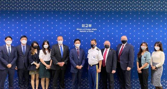 SOFA 민군관계 분과위 개최…주한미군 방역 협조 당부