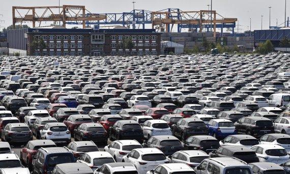 """""""독일 경제, 올해 단 2.4% 성장에 그칠 것""""…공급병목 직격탄"""