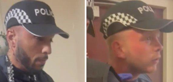 경찰복 입고 집 안 수색 시도…런던서 '가짜 경찰' 주의보