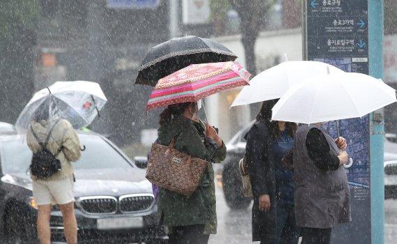 [오늘의 날씨]부산·경남(15일, 금)…오후부터 비, 일교차 커