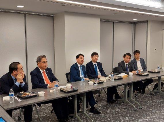 """커트 캠벨, '주한美대사 임명 서둘러달라' 韓 의원들 요청에 """"잘 알겠다"""""""