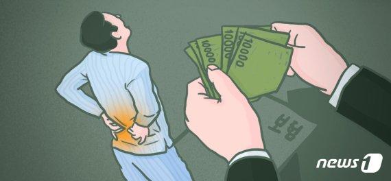 """""""보험금을 안 줘요""""…'건강보험' 소비자상담 전월比 58.5%↑"""