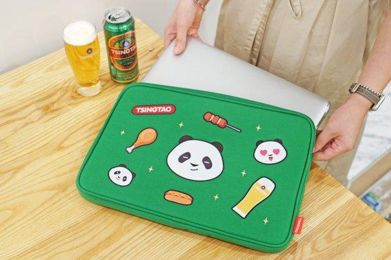 칭따오, '따오 노트북 파우치' 출시