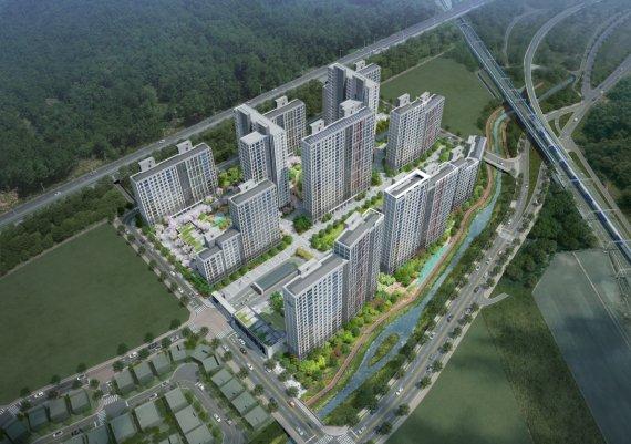태영건설 '신진주역세권 데시앙' 사이버 견본주택 오픈