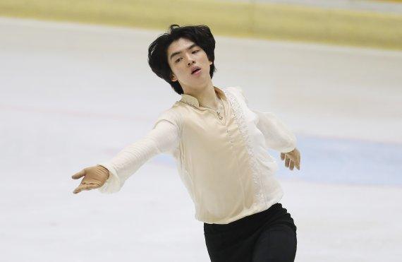 차준환, 베이징 올림픽 테스트 이벤트서 쇼트 5위…이시영은 8위