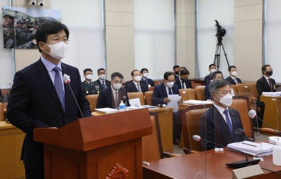 """방사청장 """"北 WMD 위협 가장 큰 부담…대책 강구 중"""""""