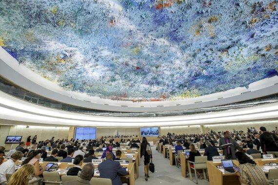 美, 유엔 인권이사회 이사국 지위 3년여만에 복귀