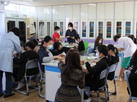 경남과학교육원, 천체관측교육·과학체험교실 운영 '호평'