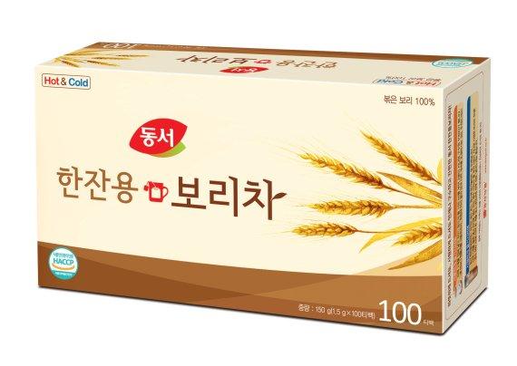 동서식품, '동서 한잔용 보리차' 출시