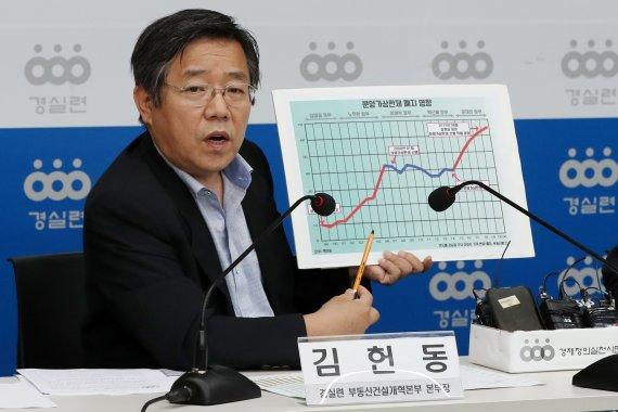 """오세훈, 김헌동 SH사장 밀어붙이는 이유…""""재선 넘어선 포석"""""""